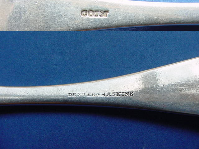 coin silver spoons history
